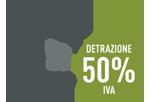 appartamento Detrazione 50% IVA